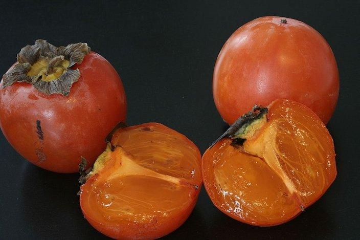 Persimmon japanese diospyros kaki l for Cachi persimon